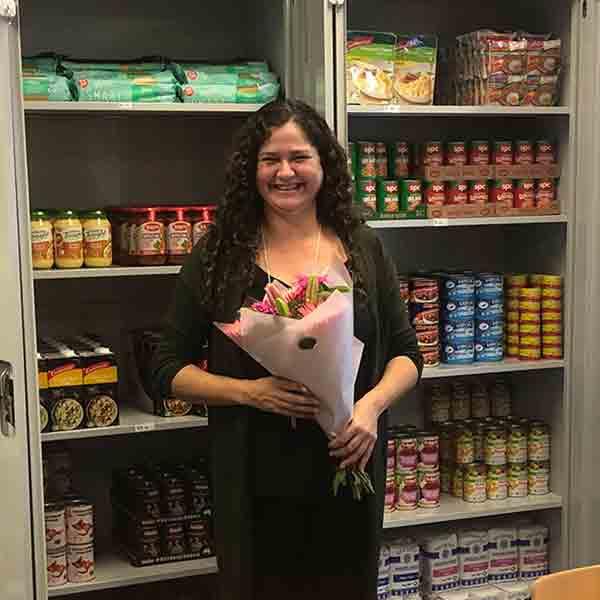 Katie Tweedie Gulganii Community Pantry Mullumbimby and District Neighbourhood Centre